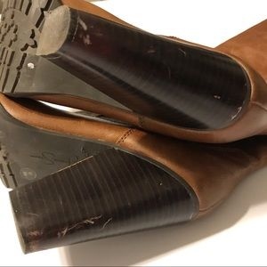 Jessica Simpson Shoes - JESSICA SIMPSON Brown Dee Cowboy Boot 8B